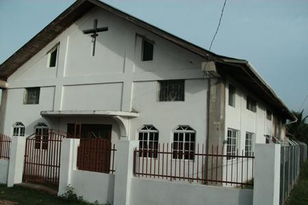 new testament  church